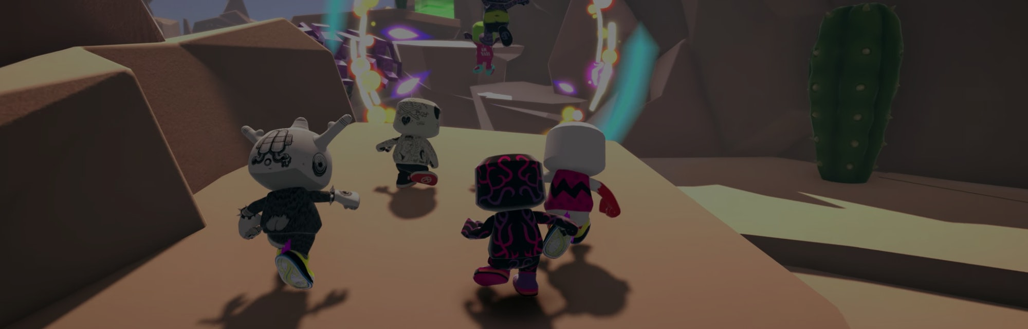 'Blankos Block Party' is an open-world multiplayer game that will allow players to sell their characters for real money.