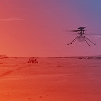 Ingenuity flies this week: The Mars helicopter event is being compared to Kitty Hawk