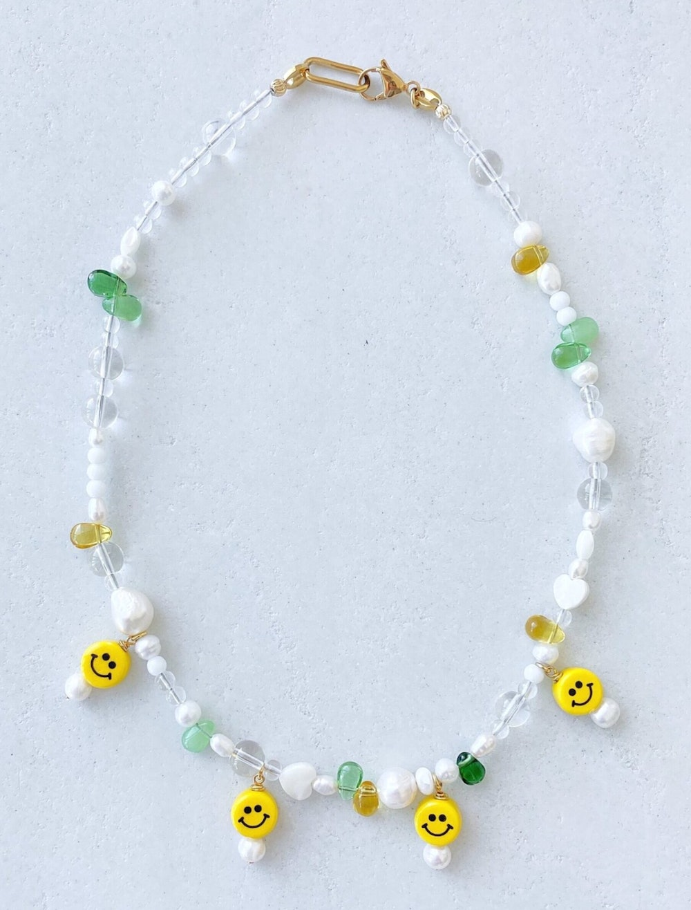 Happy Together Pearly Necklace