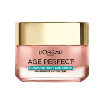 Age Perfect Rosy Tone Fragrance Free Face Moisturizer