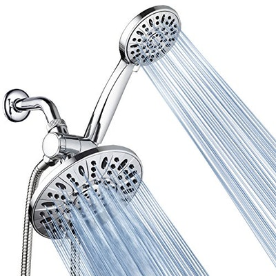 AquaDance High-Pressure Rainfall Combo Showerhead
