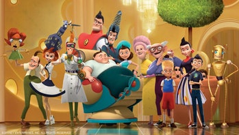 Meet the Robinsons Disney+ time travel movie