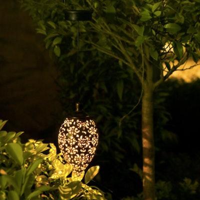 Tomshine Solar Powered LED Light Lantern