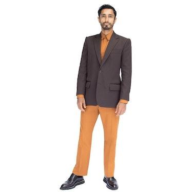 Riz Ahmed suit SAG Awards
