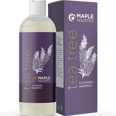 Maple Holistics Tea Tree Oil Shampoo, 8 Fl. Oz.