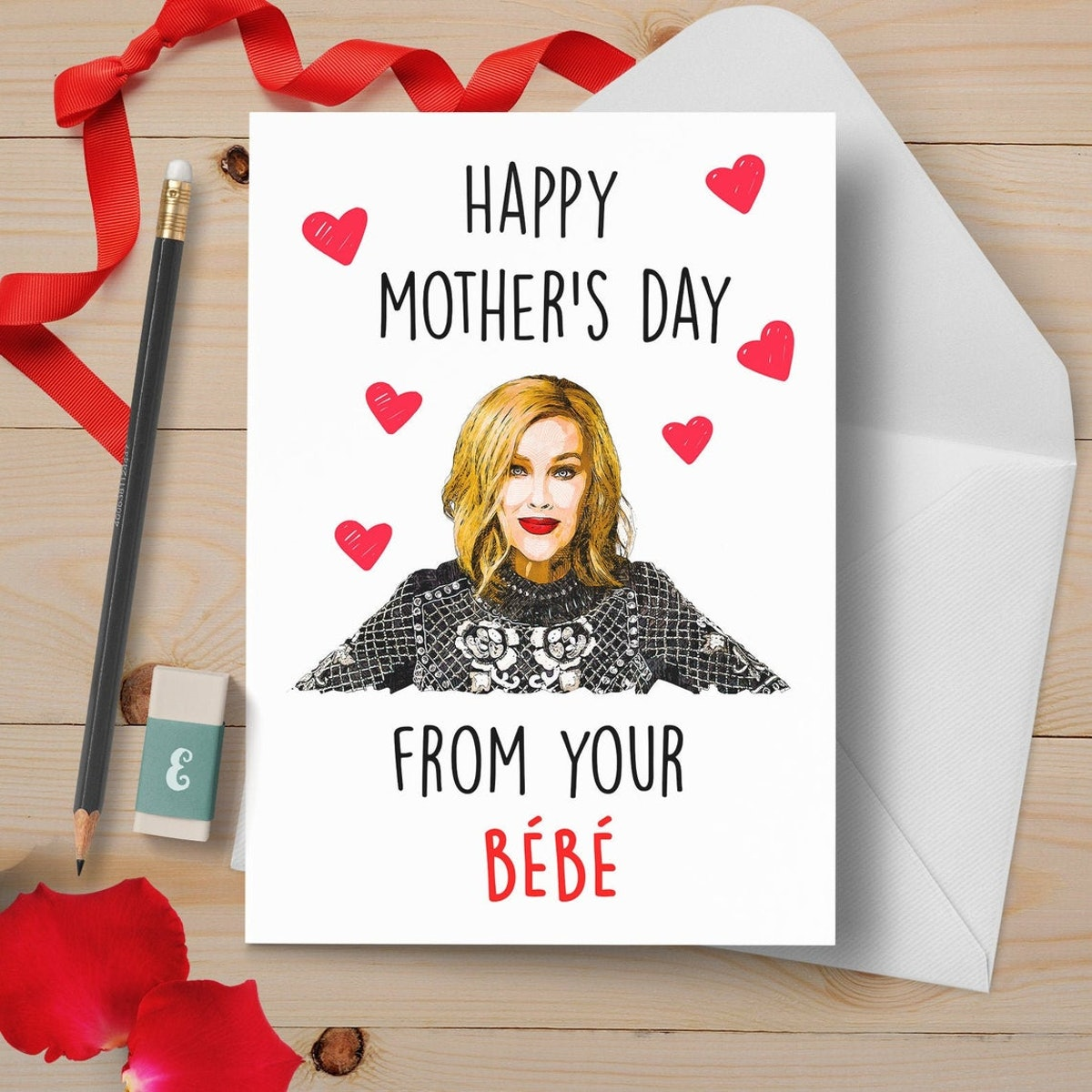 Moira Mother's Day Card