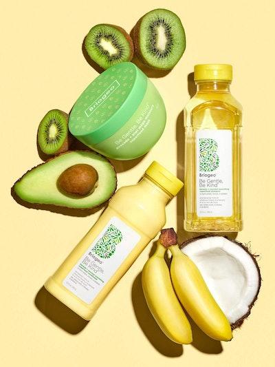 Be Gentle, Be Kind Superfoods Banana + Coconut & Avocado Hair Pack