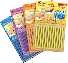 Hommate Drain Sticks (48 Count)