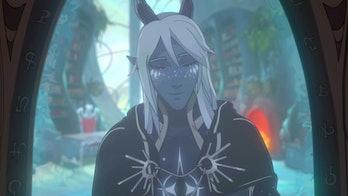 dragon prince season 4 aaravos