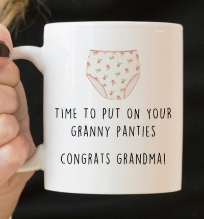 Suchmugs Granny To Be Mothers Day Mug