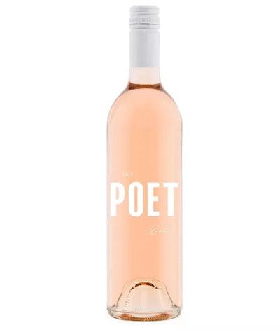 Lost Poet Rosé Wine