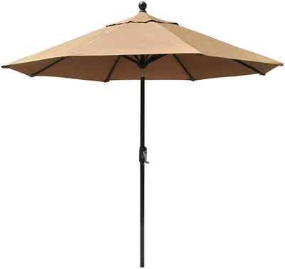 EliteShade Sunbrella Outdoor Table Umbrella (9 Feet)