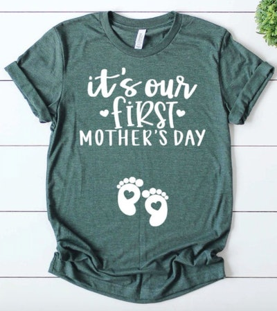 ComebackKidsApparel It's Our First Mother's Day