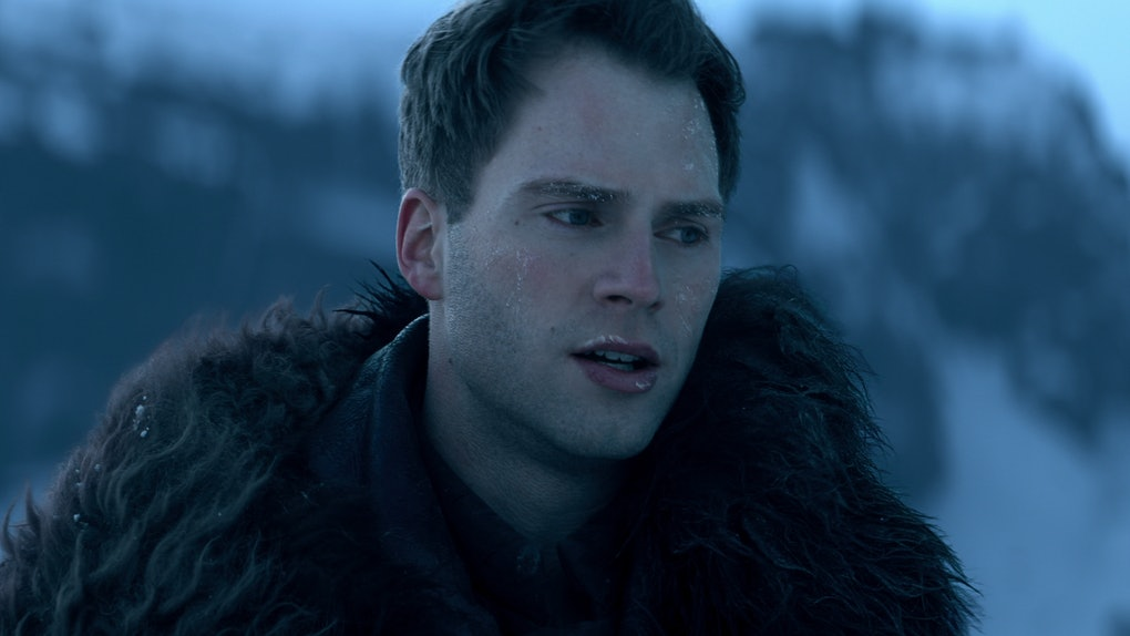 Calahan Skogman as Matthias Helvar in Shadow And Bone.