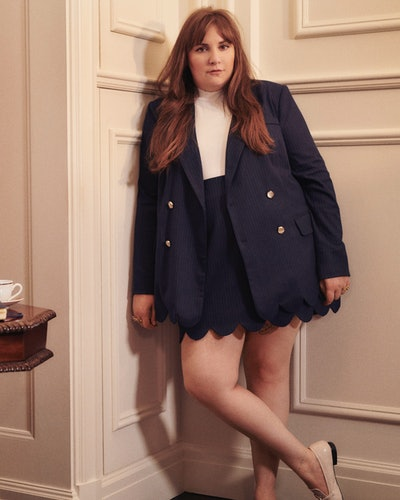Lena Dunham in collaboration with 11 Honoré.