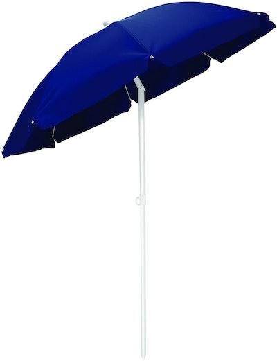 ONIVA a Picnic Time Brand Outdoor Canopy Sunshade Umbrella (5.5 Feet)