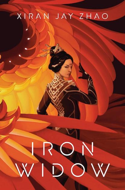Xiran Jay Zhao's Iron Widow cover.