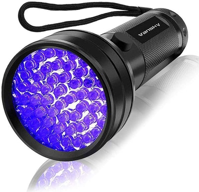 Vansky UV Flashlight Black Light