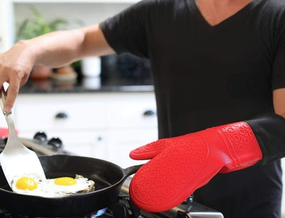 HOMWE Silicone Oven Mits