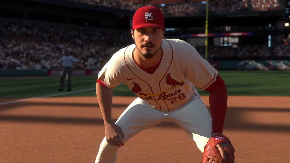 MLB The Show 21 Cardinals