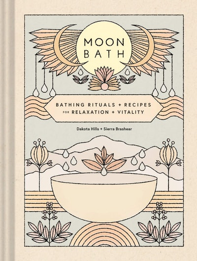 Moon Bath: Bathing Rituals and Recipes for Relaxation and Vitality