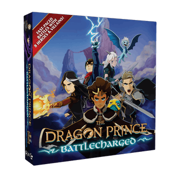 dragon prince boardgame