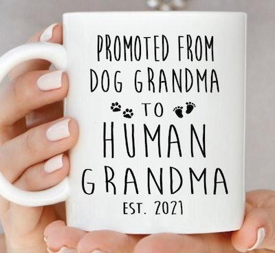 YaGottaLoveItDesigns New Grandma Pregnancy Announcement