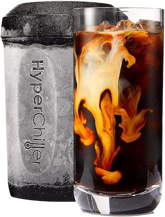 Elite Gourmet Maxi-Matic HyperChiller Beverage Cooler