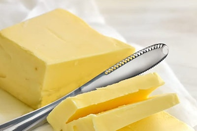 Simple Preading Stainless Steel Butter Knife