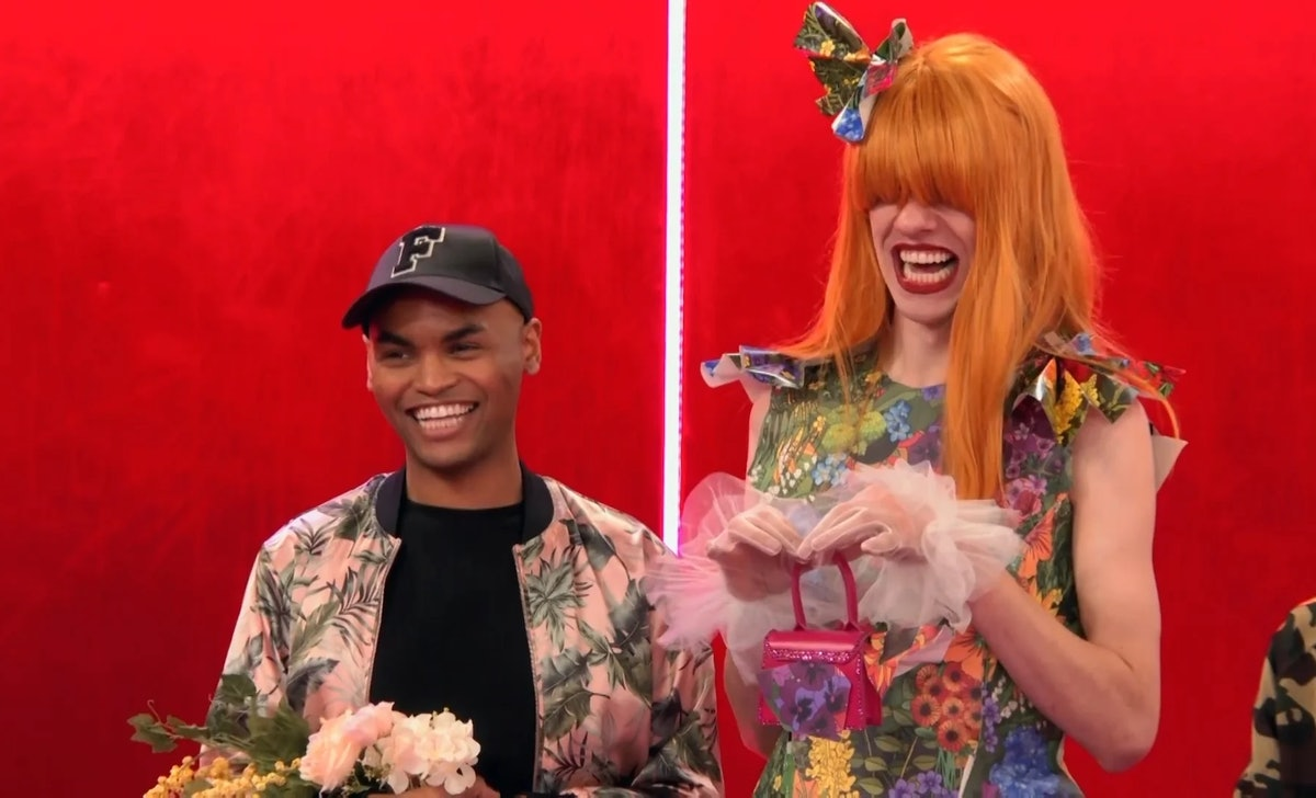 Olivia Lux and Utica Queen sparked romance rumors on 'RuPaul's Drag Race' Season 13.
