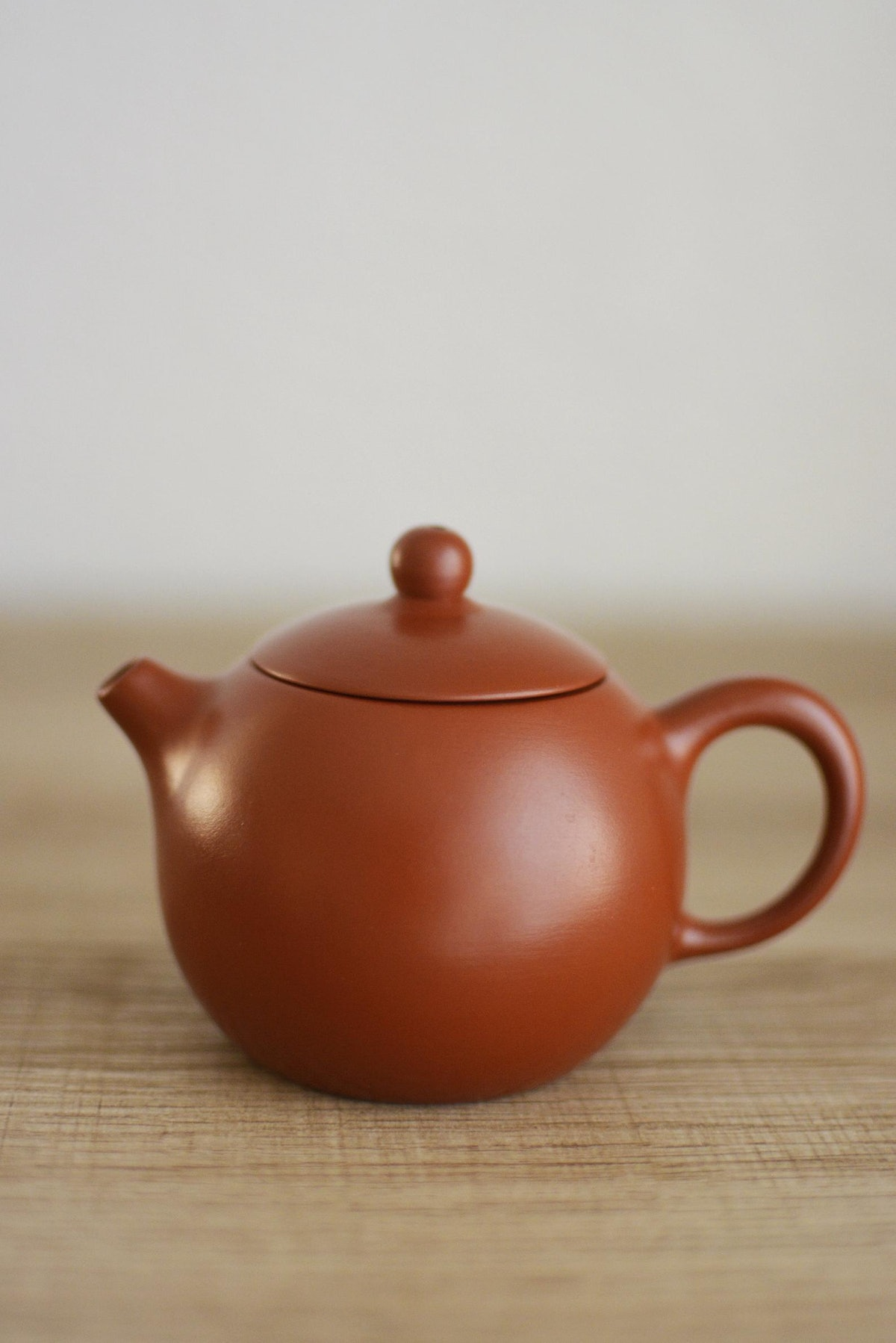 Classic Red Clay Teapot