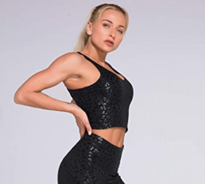Dragon Fit Cropped Yoga Top