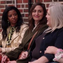 'Girls5Eva' Cast. Photo via Peacock/YouTube