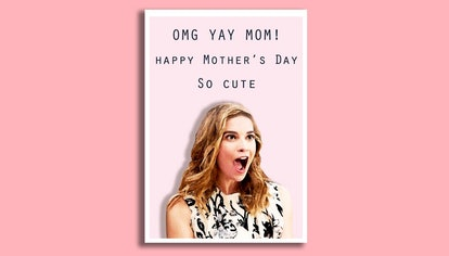Alexis Rose Mother's Day Card