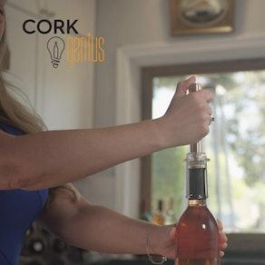 Cork Genius Wine Opener