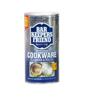 Bar Keepers Friend Cookware Cleanser & Polish
