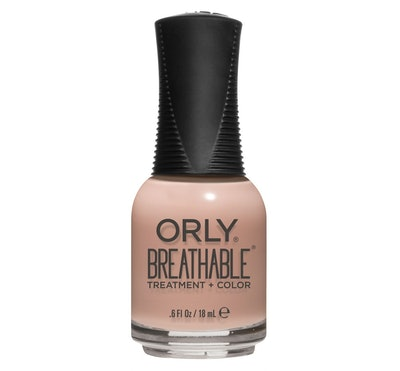 Breathable Treatment + Color Nail Polish in Grateful Heart
