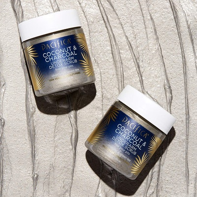 Pacifica Beauty Coconut and Charcoal Underarm Detox Scrub