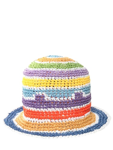 Crochet Viscose Bucket Hat