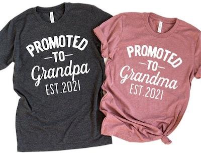 LoveLuluBell Promoted to Grandma and Grandpa