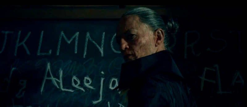 Dirk Rogers as Miss Vera in 'THEM'