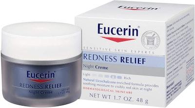 Eucerin Redness Relief Night Creme