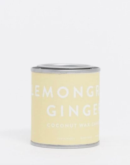 Chickidee Lemongrass Ginger Conscious Candle
