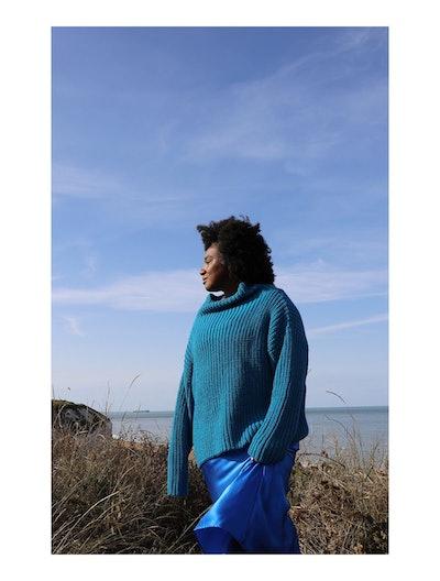 Wool Alpaca Sweater Aja's Favorite