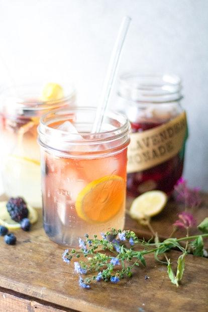 Berry Lavender Lemonade Cocktail Kit
