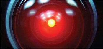 HAL 9000 in 2001: A Space Odyssey