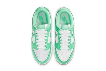 "Nike ""Green Glow"" Dunk Low"