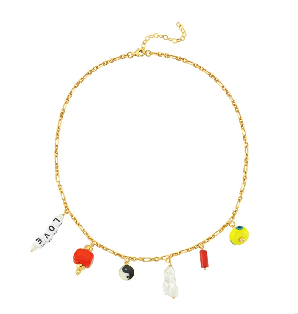 Necklace Charming