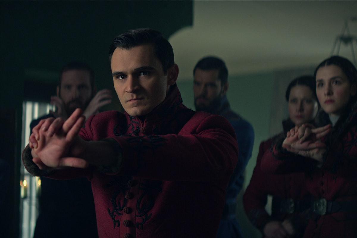 Julian Kostov as Fedyor in Shadow And Bone.
