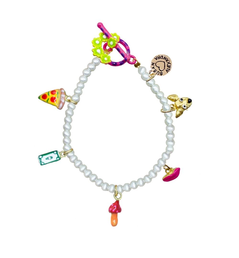*Make Your Own* Pearly Tiny Joys Bracelet